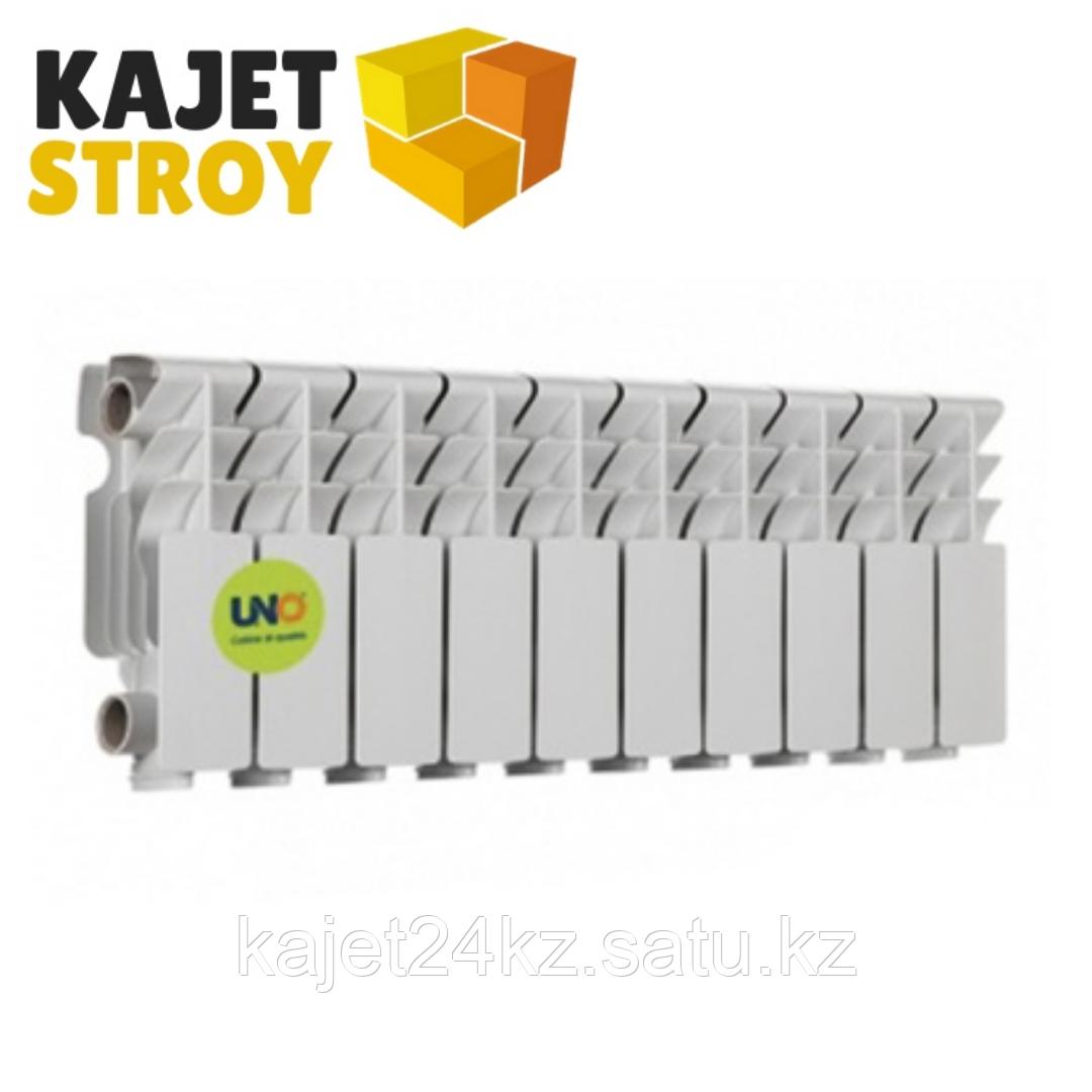 Радиатор алюминиевый UNO-KARTELLO 500/100 (10 секций)