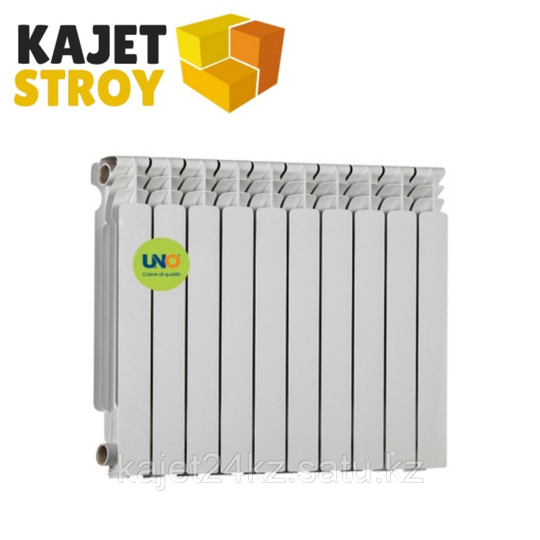 Радиатор алюминиевый UNO-RAVELLO  500/100 (10 секций)