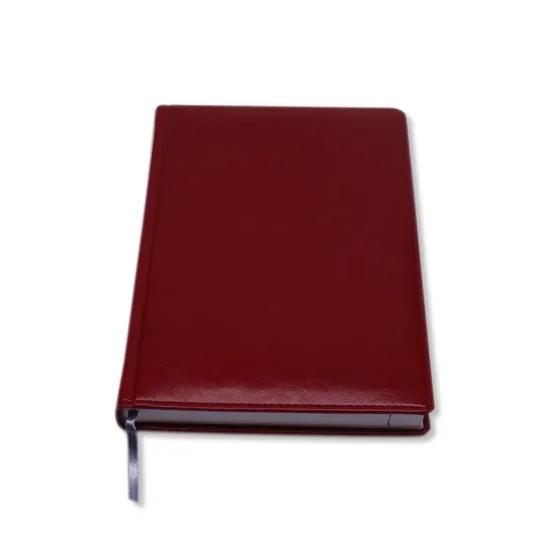 Ежедневник Nebraska красный (не датированный)