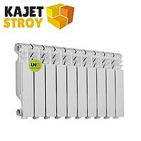 Радиатор алюминиевый UNO-TARIO 350/80 (10 секций)