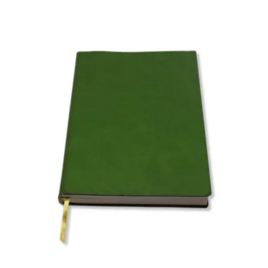 Ежедневник Lediberg зеленый (не датированный)