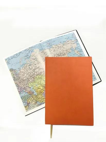 Ежедневник Lediberg оранжевый (не датированный)