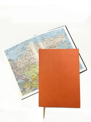 Ежедневник Lediberg оранжевый (не датированный), фото 2
