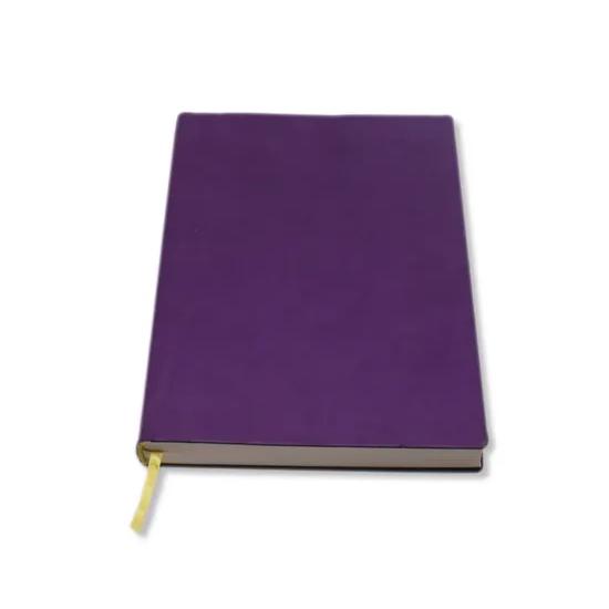 Ежедневник Lediberg фиолетовый (не датированный)