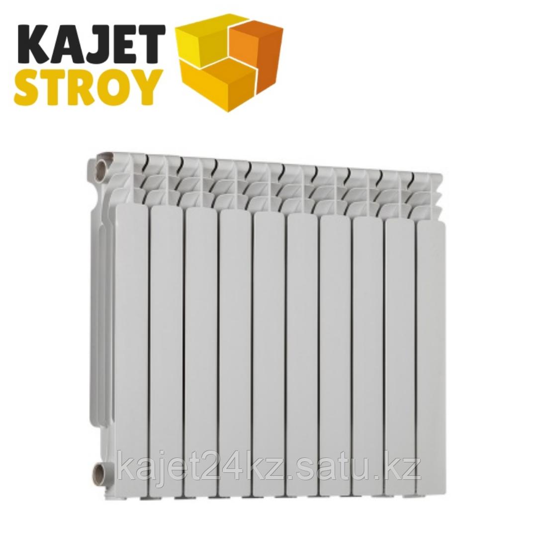 Радиатор алюминиевый ГАРАНТ 500/100 (10 секций)