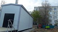 Блочно-модульные здания для мобильной связи в г. Актобе