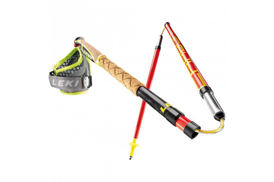 2020 Палки для trail running и Nordic walking Leki Micro Trail Pro 110-135 cm