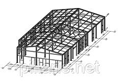 Проект конструкции выполнен компанией ВСО Профиль