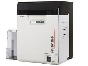 Принтер пластиковых карт Evolis Avansia AV1H0000BD