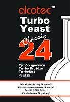 "Спиртовые дрожжи Alcotec ""24 Turbo"", 175 г"
