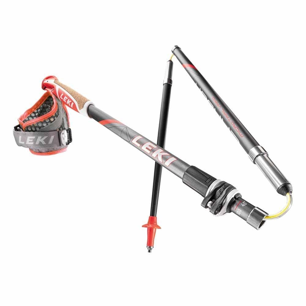Карбоновые палки LEKI Micro Trail Vario 100-120 см