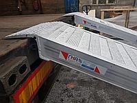 Производство аппарелей для спецтехники 4 м , 7,5 тонн без бортов
