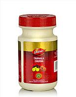 Трифала Чурна, 120 г, производитель Дабур; Triphala Churna 120 g, Dabur
