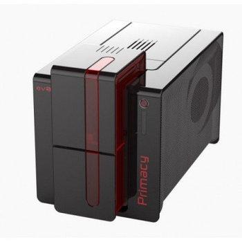 Принтер для двусторонней печати пластиковых карт Evolis Primacy PM1H0000RD