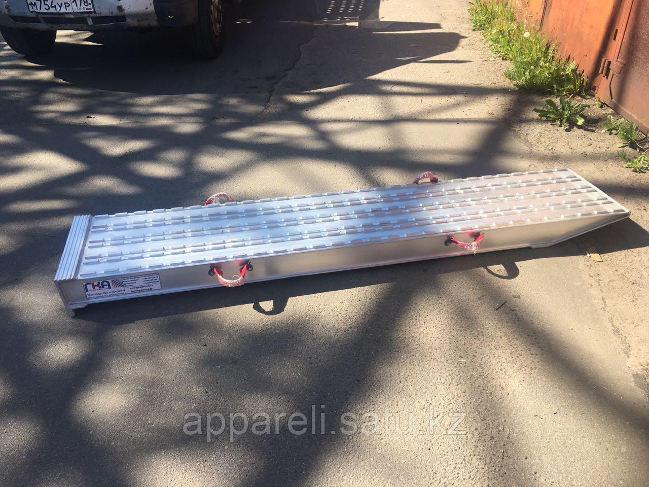 Производство аппарелей для спецтехники 2,4 м , 42 тонны