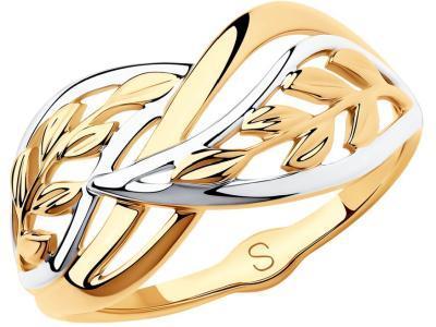 Кольцо 018175 золото 585°