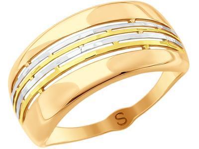 Кольцо 017829 золото 585°