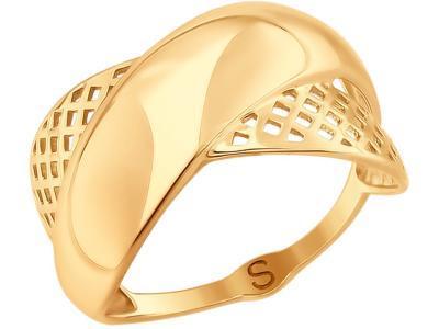 Кольцо 017701 золото 585°