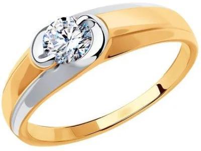 Кольцо 018435 золото 585°