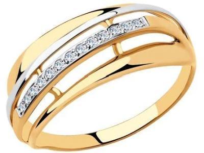 Кольцо 018334 золото 585°