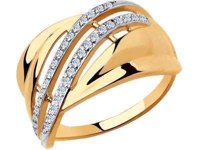 Кольцо 018292 золото 585°
