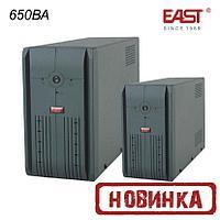 ИБП 650ВА / 390Вт c АКБ 8Ач, 3 Schuko CEE7, 1 IEC C13, EA200, источник бесперебойного питания, фото 1