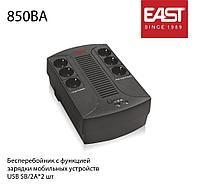 ИБП EA200 Plus, 850ВА/510Вт