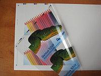 UV печать на прозрачной пленке, УФ печать на прозрачной пленке в алматы, наклейки на прозрачной пленк в Алматы, фото 1