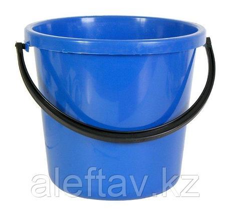 Ведро 10 литров пластиковое, фото 2