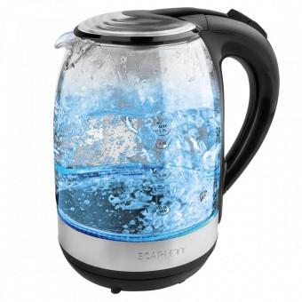 Электрический чайник Scarlett SC-EK27G57 (стекло)
