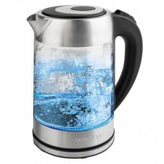 Электрический чайник Scarlett SC-EK27G52 (стекло)