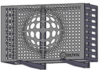 Декоративная решетка на наружный блок кондиционера