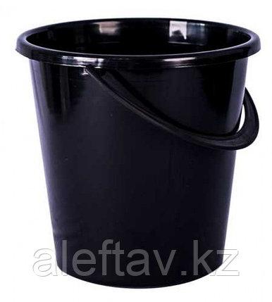 Ведро пластиковое переработанное 7л, фото 2