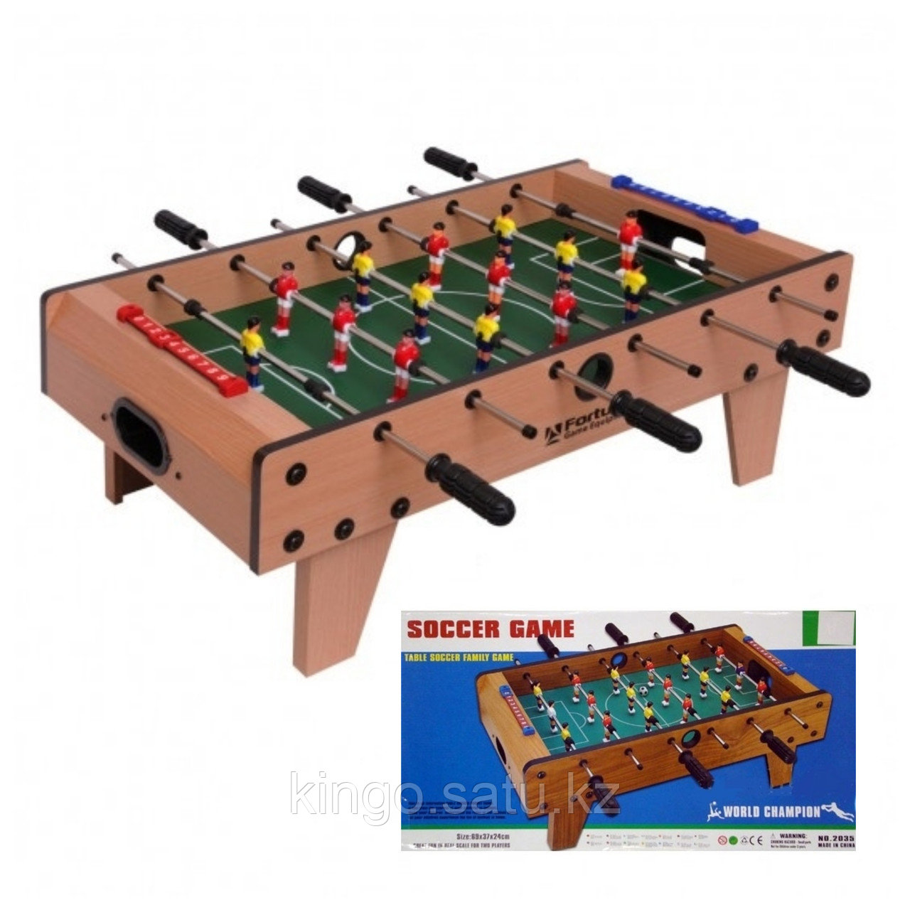 "Настольный Футбол - настольная игра ""Soccer game"""