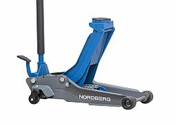 NORDBERG N32036 ДОМКРАТ гидравлический подкатной низкопрофильный 3,5т 95-500мм