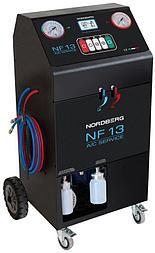 Nordberg NF13 Автоматическая установка для заправки автомобильных кондиционеров
