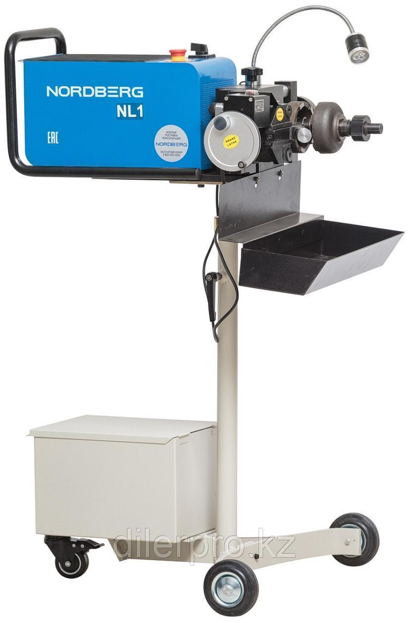 NORDBERG СТАНОК NL1 для проточки тормозных дисков без снятия и со снятием
