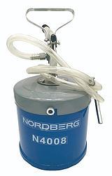 NORDBERG УСТАНОВКА N4008 для раздачи масла ручная, 8 л
