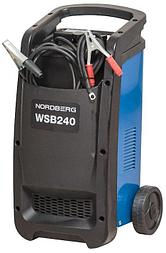 NORDBERG WSB240 пускозарядное устройство 12/24V 240A