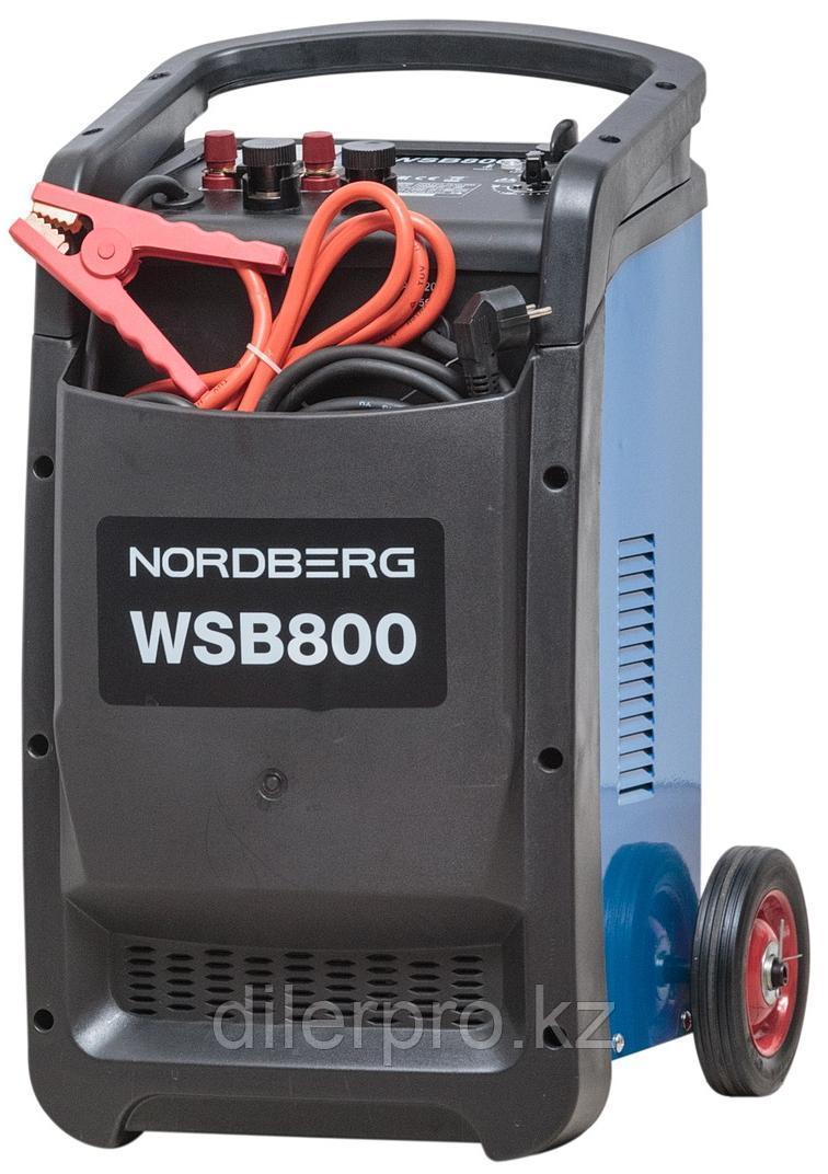 NORDBERG WSB800 пускозарядное устройство 12/24V 800A