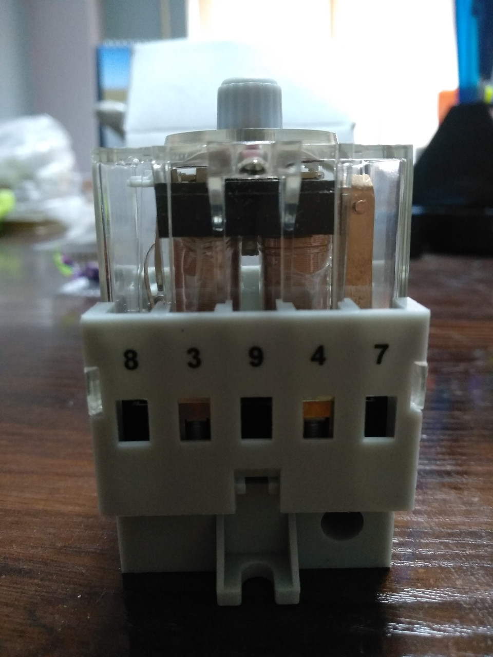 Реле РЭПУ-12М-101 220В переменный ток,   замена РЭУ-11-11, РУ-21, ПРУ-1-11