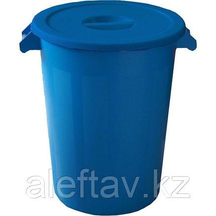 Бак пластиковый изготовленный из первичного сырья объемом 60Л, фото 2