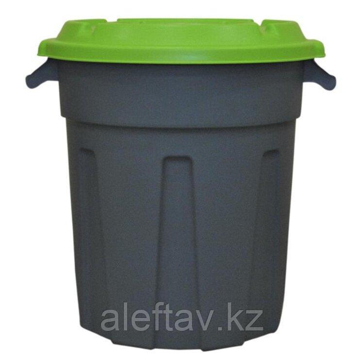 Бак пластиковый изготовленный из первичного сырья объемом 80Л