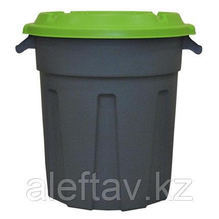 Бак пластиковый изготовленный из первичного сырья объемом 80Л, фото 2
