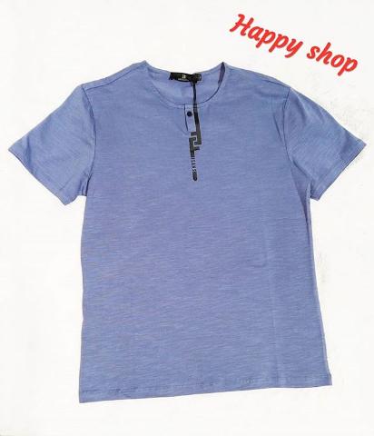 Мужская светло-синяя футболка