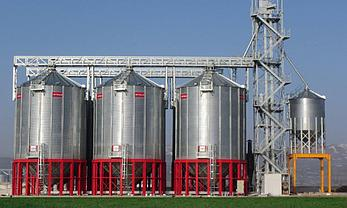 Бункер для хранения зерна, фото 2