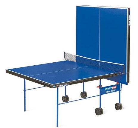 Теннисный стол Start Line Game Indoor с сеткой, фото 2