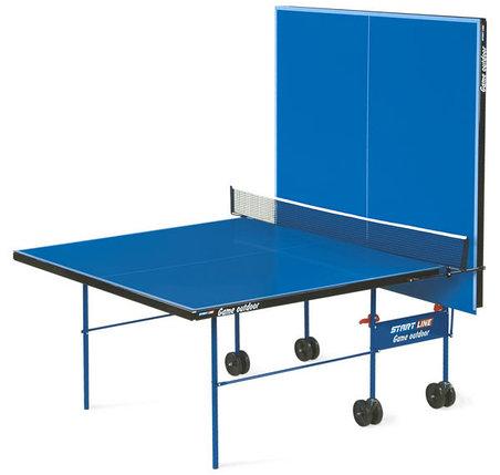 Всепогодный теннисный стол Start Line Game Outdoor с сеткой, фото 2