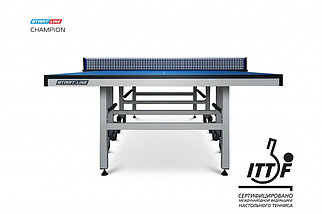 Теннисный стол Start Line Champion 25 мм, кант 50 мм, без сетки, фото 2