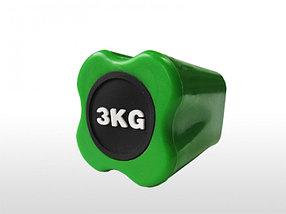 Бодибар FT 3 кг светло-зеленый наконечник, фото 2